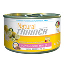 Scatolette natural trainer puppy e Junior 150 grammi