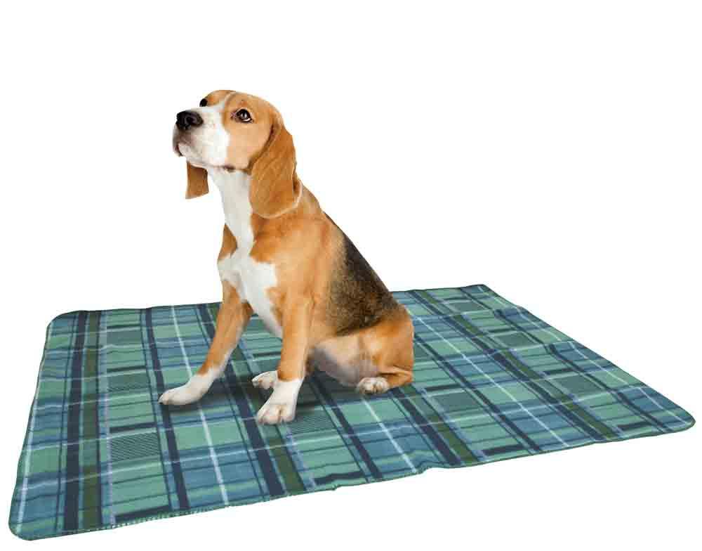 Tappeto Morbido Per Cani : Coperta tartan per cani cm morbido pile con disegno