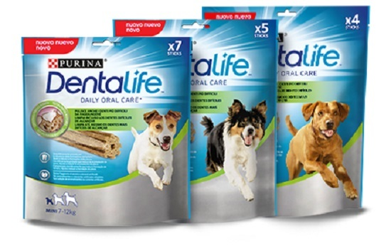 Dentalife snack dentale Purina M