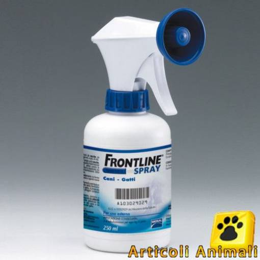 Frontline spray antiparassitario cane 100ml