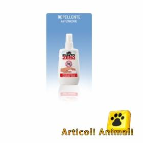 Repellente antizanzare spray no gas punto zero 100ml