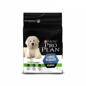 Crocchette per cani purina puppy robust 12kg optistart