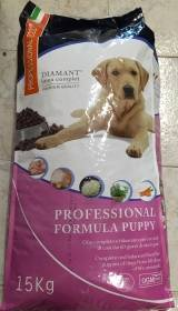 Crocchette per cani professional food diamant puppy 15 kg