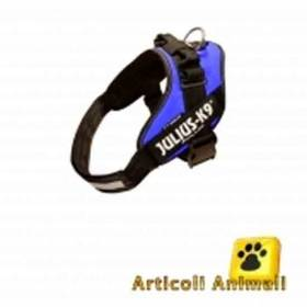 Pettorina per cani Julius k9 power in nylon mis 2 petto da 71 a 96cm