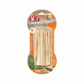 Osso masticabile con carne di pollo 8in1 delights sticks