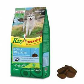 15 kg kira amore adult crocchette cani sensitive