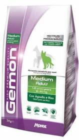 Gemon Medium Adult 15kg Agnello e Riso