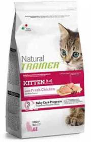 Natural Trainer kitten crocchette per gattini 1.5kg Offerta Speciale