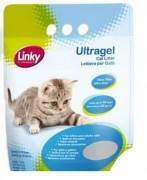 Lettiera per gatti ultragel cat litter silicio 1.5kg