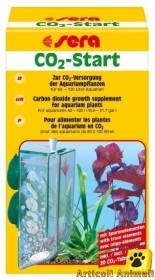 Sera co2 start diffusore anidride carbonica + 20 compresse
