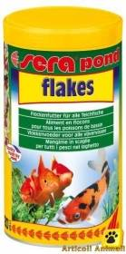 Sera pond flakes mangime laghetto in scaglie 3.8lt