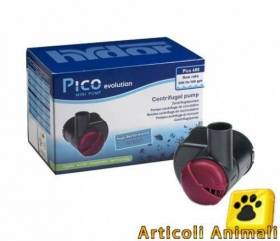 Pompa acquario hydor pico evolution 600lt