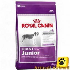 Crocchette cane royal canin giant junior 31 15kg